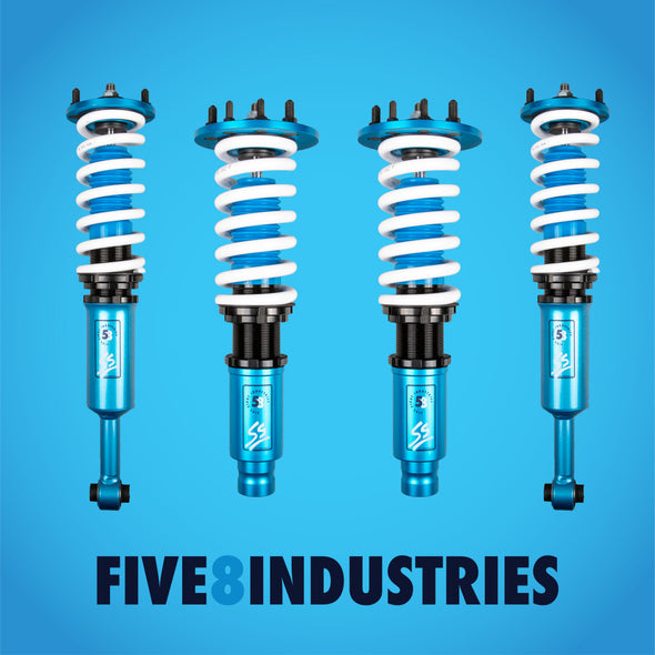 Five8 Industries 03-07 Honda Accord (CL) / 04-08 Acura TSX Coilover Kit