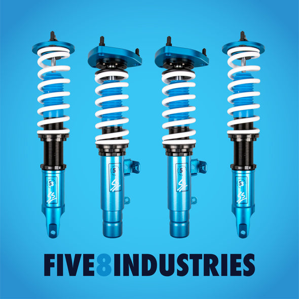 Five8 Industries 13-17 Honda Accord (CT) / '14+ Acura TLX Coilover Kit