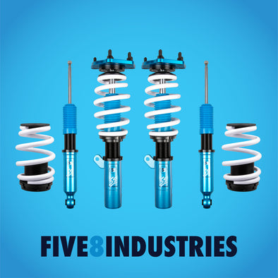 Five8 Industries '16+ Honda Civic (FC) Sedan / Coupe Coilover Kit