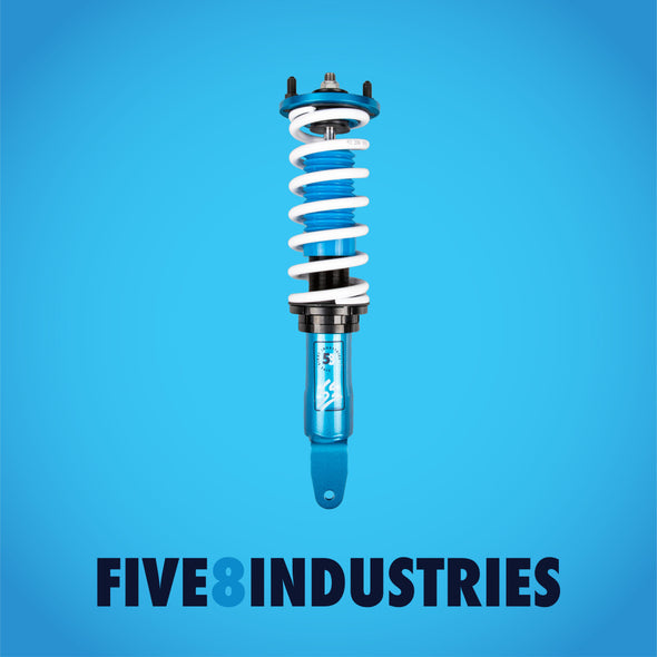 Five8 Industries 88-91 Honda Civic / 90-93 Acura Integra Coilover Kit