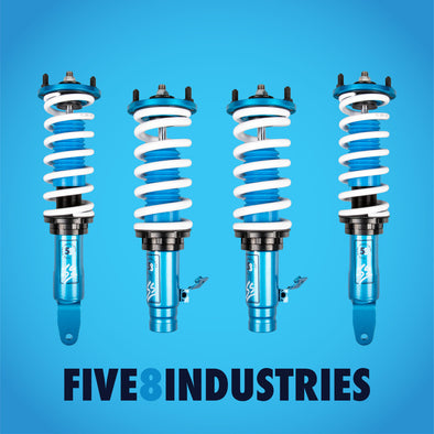 Five8 Industries 96-00 Honda Civic Coilover Kit