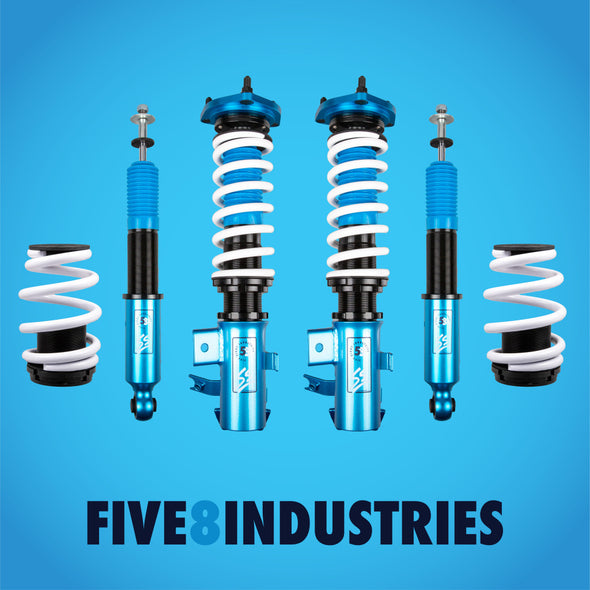 Five8 Industries 06-11 Honda Civic (FD) Coilover Kit