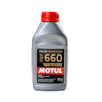 Motul RBF 660 Brake Fluid 1.05 Pint
