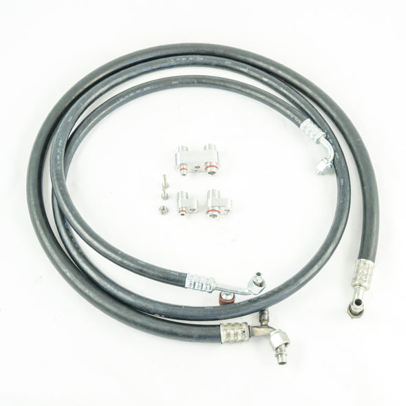 Honda 00-09 S2000 A/C Hose Relocation Kit