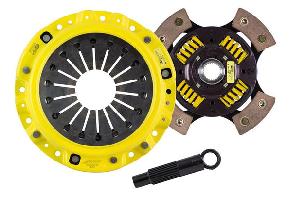 ACT Honda 00-09 S2000 HD/Race Sprung 4 Pad Clutch Kit (No Bearings)