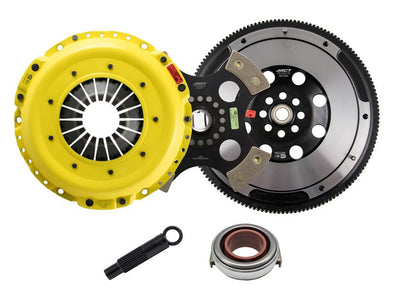 ACT Honda 17+ Civic Type R FK8 HD/Race Rigid 4 Pad Clutch Kit
