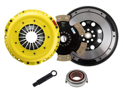 ACT Honda 17+ Civic Type R FK8 HD/Race Rigid 6 Pad Clutch Kit