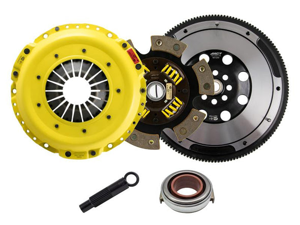 ACT Honda 17+ Civic Type R FK8 HD/Race Sprung 6 Pad Clutch Kit