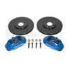 Ballade Sports 00-09 S2000 330mm Big Rotor Kit For Spoon Caliper
