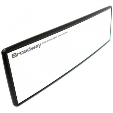 Broadway Wide Chrome Plating Convex View Mirror