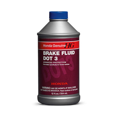 Honda DOT-3 Brake Fluid