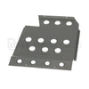Checkerd Sports 00-09 Honda S2000 Driver Side Floor Plate