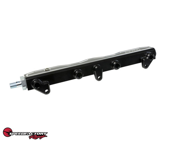 SpeedFactory Racing Billet B-Series Mega Flow Fuel Rail