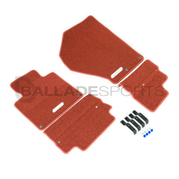 Honda Access 00-09 S2000 Premium Floor Mat Set