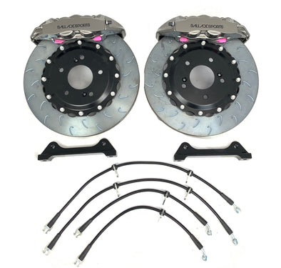 Ballade Sports S2000 Front 4 Pot Big Brake Kit