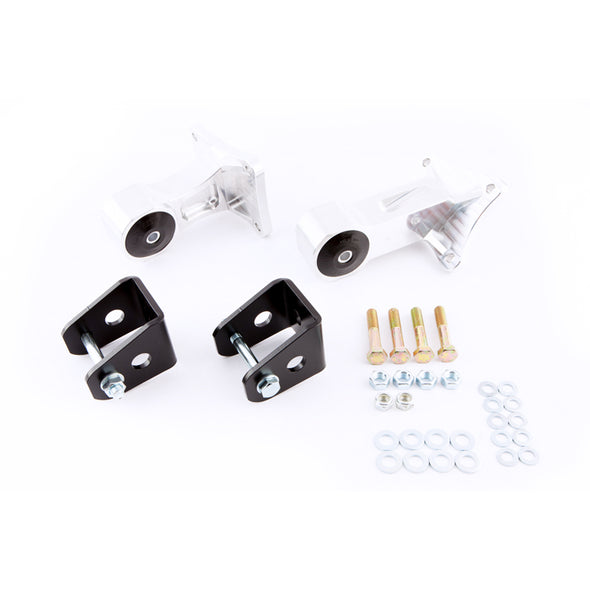 Innovative Mounts 00-09 S2000 Billet Aluminum Engine Mount Kit