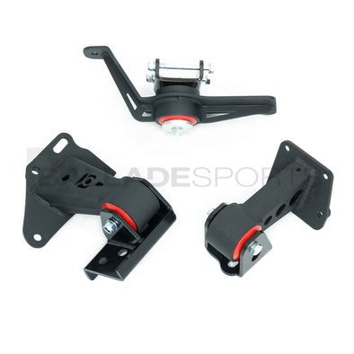Ballade Sports K20 / K24 to S2000 Steel Motor Mounts