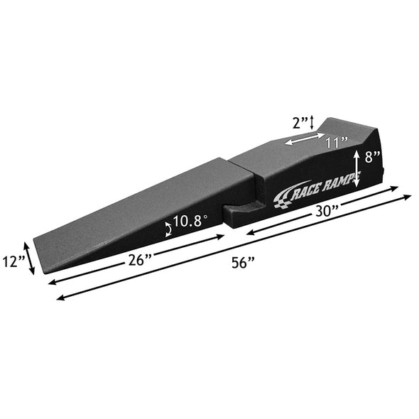 "Race Ramps 56"" Two Piece Standard Ramps"