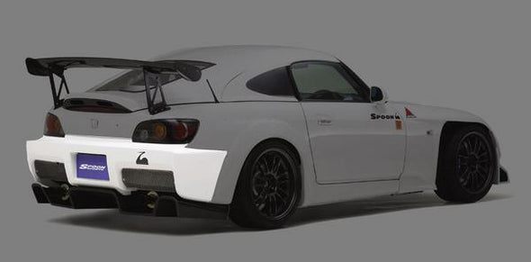 Spoon Sports S-Tai Rear Bumper S2000