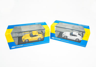 Spoon Sports Limited Edition S2000 1:43 Scale Model Car