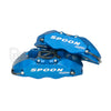 Spoons Sports Monoblock Brake Caliper Kit