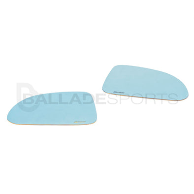 Spoon Sport  Blue Wide Door Mirror Set
