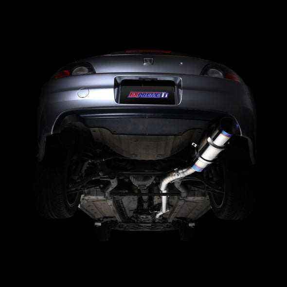 Tomei Expreme-Ti Titanium 00-09 S2000 Exhaust (Right Side Single Exit)