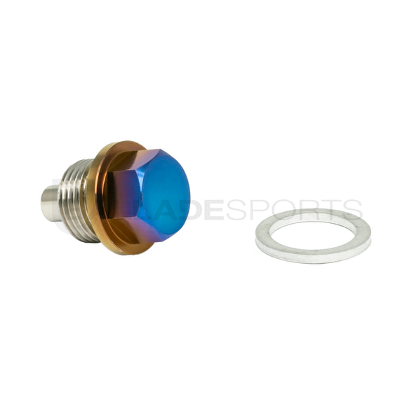 Vaikhari USA M18x1.5 Titanium Magnetic Differential Drain Bolt