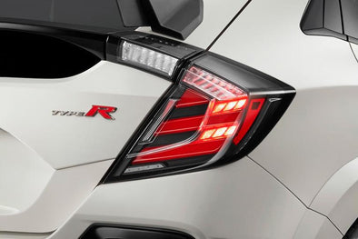 Mugen 16+ Civic Hatchback LED Tail Lights