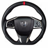 Buddy Club Racing Spec 2016+ Civic FK Steering Wheel