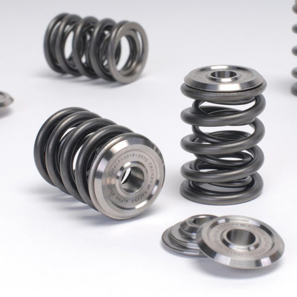 Skunk2 K / F-Series Alpha Series Valve Spring and Titanium Retainer Kit