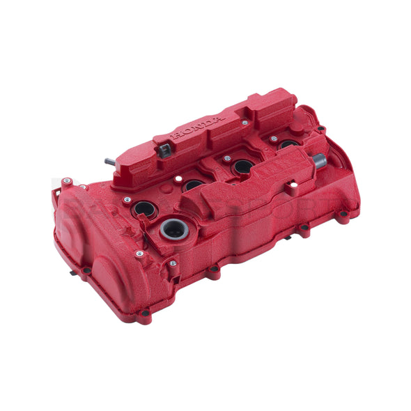 Spoon Sports 17+ Civic Type R FK8 Red Valve Cover