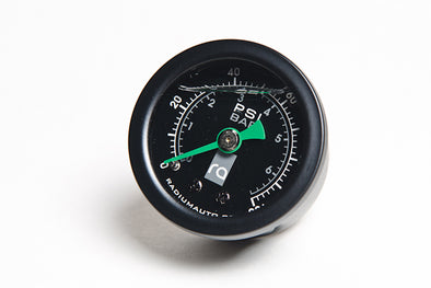 Radium Engineering Fuel Pressure Gauge, 0-100psi