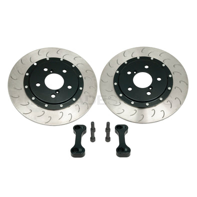 Ballade Sports 2015+ Civic Type R FK2/FK8 Rear Big Rotor Kit