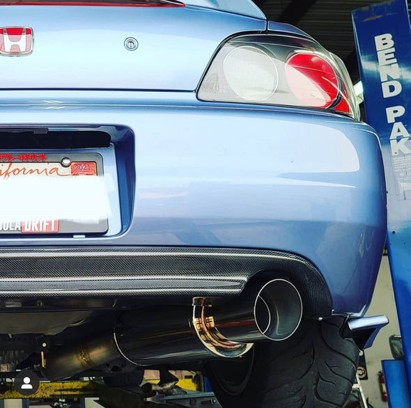 Ballade Sports 00-09 Honda S2000 76mm Catback Exhaust