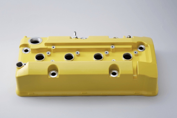 Spoon Sports 00-09 S2000 Yellow Valve Cover