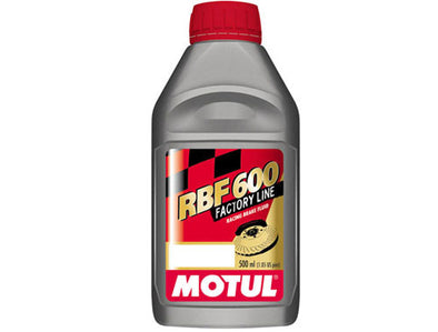 Motul RBF 600 Brake Fluid 1.05 Pint