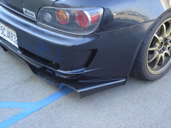 Shine Auto Project Spec-A 00-09 S2000 Rear Aero Bumper