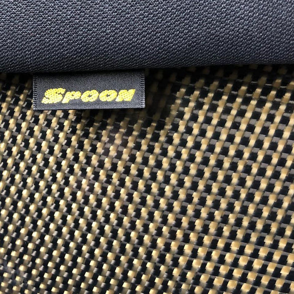 Spoon Sports Carbon Kevlar Bucket Seat