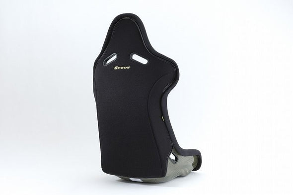 Spoon Carbon Bucket Seat Back Cover