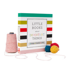 Little Books About Important Things Box Set