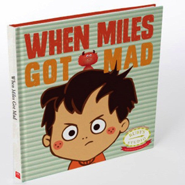 When Miles Got Mad - Currently Out of Stock, Will be back in stock end of August