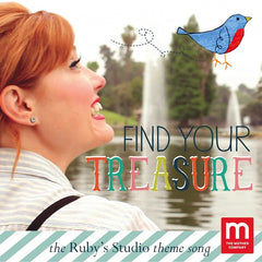 Find Your Treasure -<br> .mp3 Download