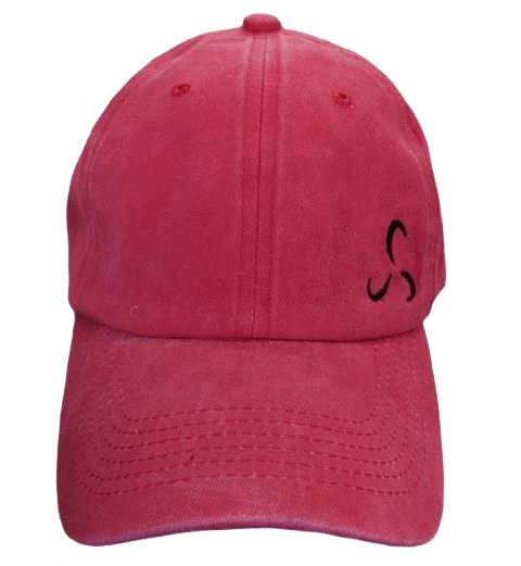 Adjustable Vintage Red - Hat