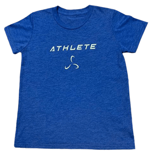 Youth Athlete T-shirt - 2 Color Options