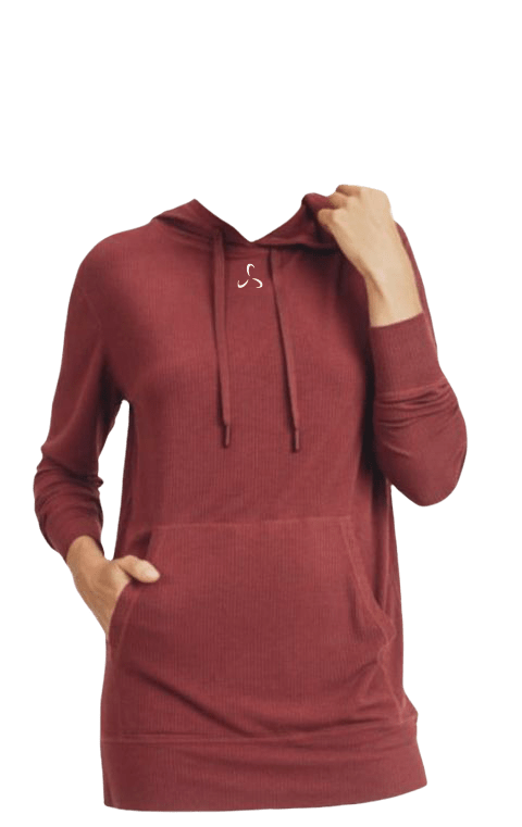 District Hoodie - Plus Size