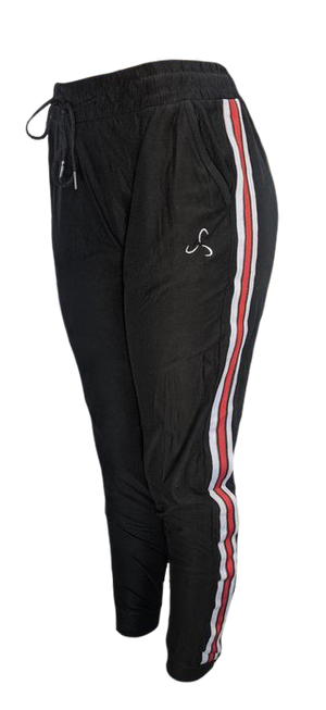 Women's Race Stripe Jogger's