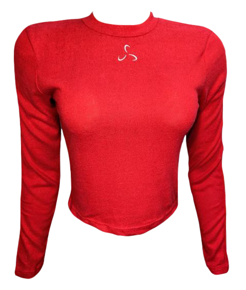 Valor Knit Long Sleeve Pullover - 2 Color Options