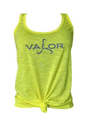 Women's Valor Flare Bottom Tank Top