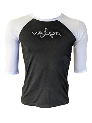 YOUTH 3/4 SLEEVE VALOR TEE